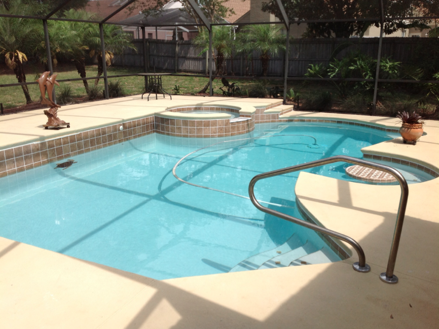 Pool remodeling in clearwater fl the pool doctor for Pool remodeling